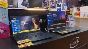 疫情影響供不應求筆電.面板缺貨 推升價格強彈