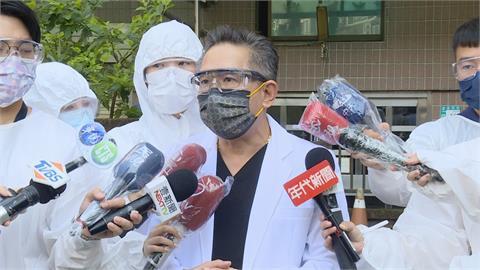 快新聞/三峽恩主公醫院7人群聚確診還釀1死 院方:非院內感染