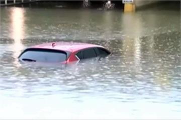 玻利維亞暴雨成災 河川氾濫沖垮橋梁