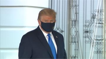 全球/川普夫婦雙雙確診武漢肺炎 史上最詭譎美國大選