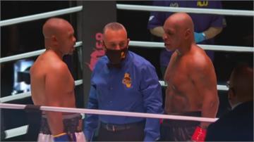 拳王泰森重返擂台 上場16分鐘狂賺千萬美元