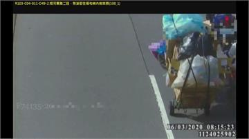 回收婦撞傷母女檔肇逃四天 警靠這招逮到她