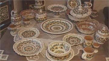科索夫「四色陶瓷工藝」 列非物質文化遺產
