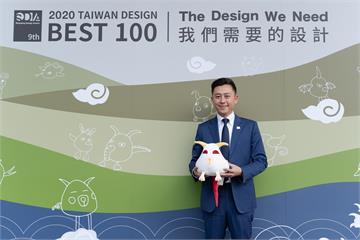 「台灣設計BEST」竹市11獎大滿貫!市長林智堅獲「年度時人」獎