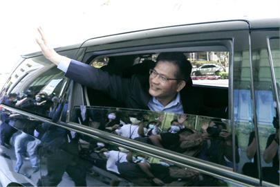 快新聞/卸任交長 林佳龍:生命是一段旅程「所有的路都不會白走」