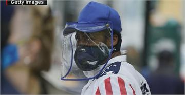 武肺當頭光戴口罩恐不夠 美專家呼籲民眾戴上護目鏡