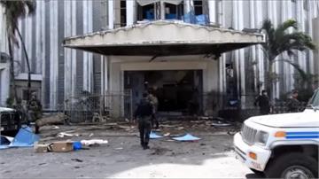 菲律賓2起自殺炸彈攻擊 釀27死77人傷