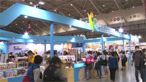 國際烘焙設備展 農糧署設「米糧烘焙精品館」