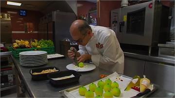 為摩納哥王室煮飯 31年資深御廚:比米其林餐廳難