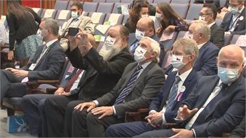 「不准威脅歐盟國家 」德外長挺捷克 韋德齊不甩威脅「繼續參訪工研院 」