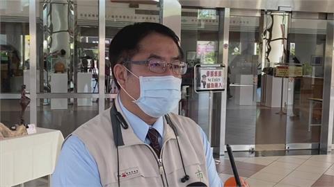 基隆確診者曾赴南部進香 與總統同日不同時