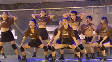 北北基高中街舞競賽 信義區熱鬧登場