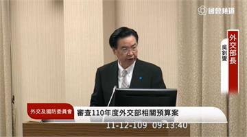 快新聞/WHO臉書封殺「Taiwan」留言 吳釗燮怒嗆:非常不滿「已提抗議」!