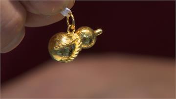 低利率助攻 黃金期貨挑戰1900美元