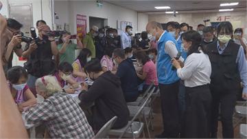 快新聞/兩人和解為挽救罷韓? 高市府:韓國瑜與王金平本就無恩怨