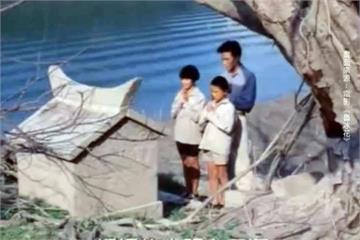 明德水庫清淤 居民陳情護「魯冰花」場景