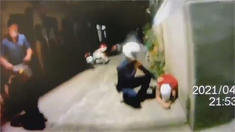 嘉義女警叫支援抓詐騙車手狂奔數百米逮人 發現是毒品通緝犯