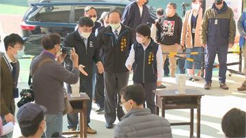 學測週五、週六登場 台中考生需全程戴罩、禁陪考