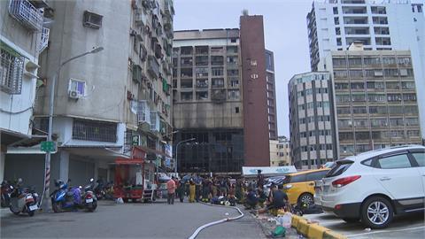 城中城大火燒出老舊住宅危機 徐國勇:雙北各10多棟類似高危險大樓