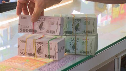 五倍券面額規劃 楊金龍:沒有100元