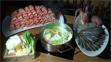 澎湃!4公斤牛五花火鍋肉 大胃王來挑戰