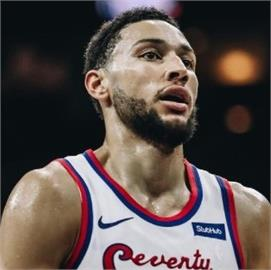 NBA/76人搞砸99.1%勝率!西蒙斯「系籃級」罰球成戰犯 魔術強森也吐槽