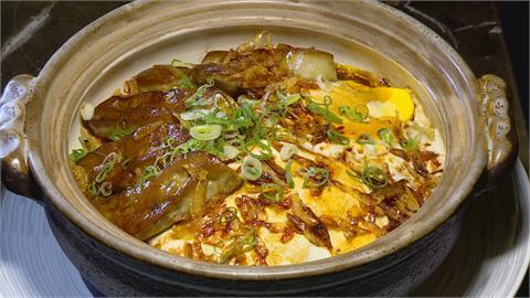 港點老菜新作 鵝肝生炒糯米飯中西合併 充滿鵝肝油香!