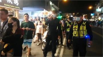 指揮中心憂連假再爆出遊潮 宣布「七大人潮聚集地」管制措施
