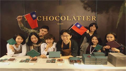 用巧克力譜寫傳奇 33歲鄭畬軒奪國際大獎