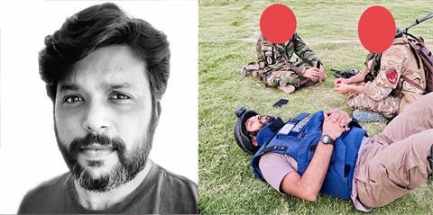 快新聞/曾得普立茲獎印度攝影記者 阿富汗被塔利班殘忍殺害