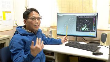 追雪神器! 文大教授開發降雪預報 三波寒流降雪都掌握 準確度達八成