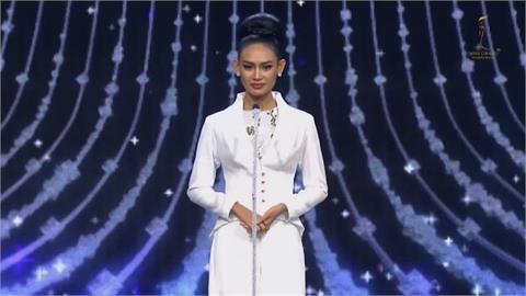 最矚目嬌點!緬甸佳麗舞台泣訴「救救緬甸」