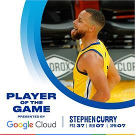 NBA/柯瑞率勇士克國王 單月投進85個三分球創紀錄