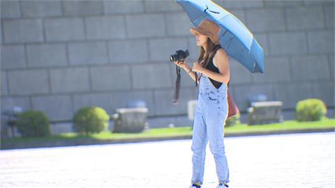 快新聞/台南等4縣市高溫飆36度 清明連假這天轉涼有雨