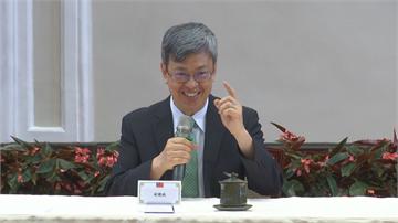快新聞/上紐國媒體專訪大談台灣防疫 陳建仁:「相信專業、政治中立」非常重要