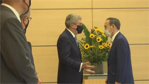IOC主席會日相談防疫安全 東奧獎牌由選手自己戴上