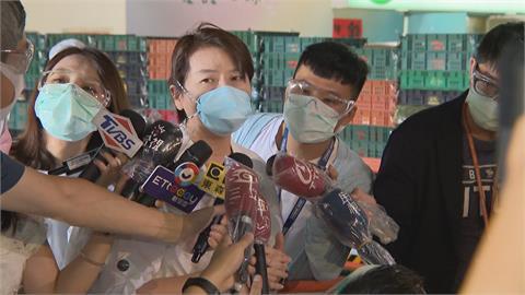 快新聞/簡舒培爆市府高層事前知情! 黃珊珊:曾收好心肝請求「但完全不知有給疫苗」