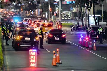 快新聞/高市警今年第6起酒駕! 六龜分局員警酒測值達1.2 記大過調區處分