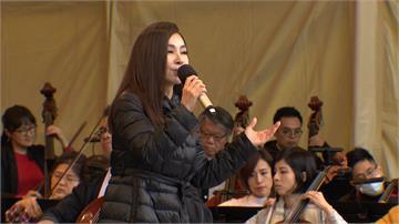 2019新年音樂會登場 眾星彩排唱台灣人的歌