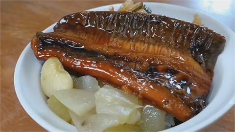 霸氣營養午餐 ! 口湖國中加菜 蒲燒鰻