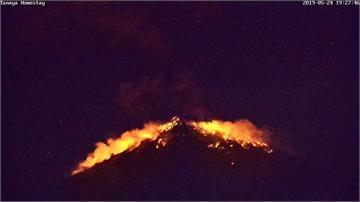 峇里島阿貢火山噴發 多航班取消