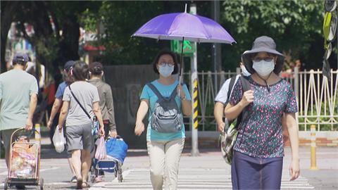 「蒲公英」奔向日本 週末為台灣帶來水氣