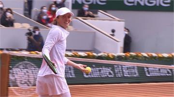 19歲小將世界排名第54 爆冷晉級法網女單決賽