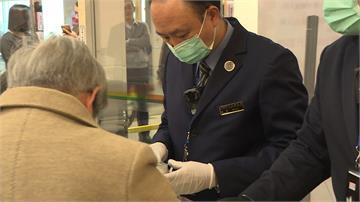 蘇貞昌下令手提行李100%檢驗 桃機中港澳旅客全面抽檢