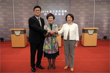 【精華】北市長跨黨派辯論會 姚文智、呂秀蓮、范雲三人激戰