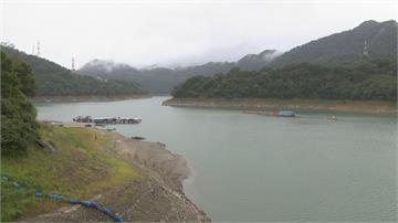 翡翠水庫和石門水庫 實施人工增雨今年無颱風入門 悄悄造雨10次