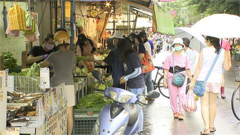 颱風還沒來菜價先漲 高麗菜、絲瓜價翻倍