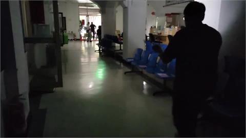快新聞/基隆市政府大停電!疑似大雨雷擊「保護開關跳脫」