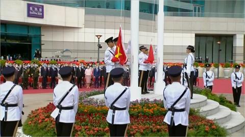 港人觀看奧運噓中國國歌 分析指可能涉國安法