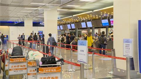 快新聞/帛琉泡泡4月首航! 旅客登機前2小時完成採檢 返台動線分流